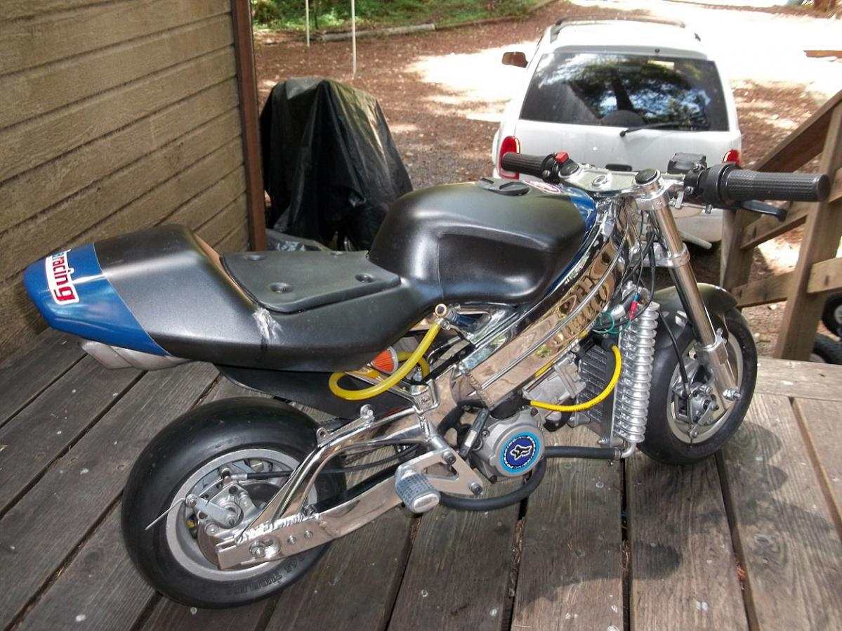 What About That 40cc 4 Stroke Pocketbike Forum