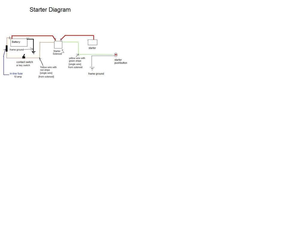 X7 wiring diagram   Pocketbike Forum   X8 Pocket Bike Wiring Diagram      Pocket Bike Planet