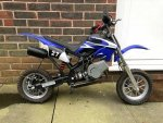 Orion Pocket dirt bike 49cc